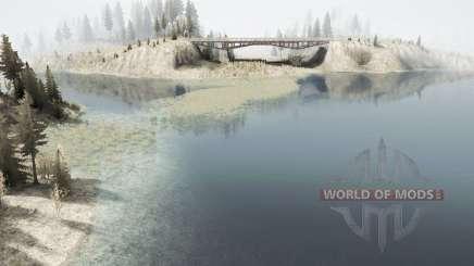 Там где озеро для MudRunner