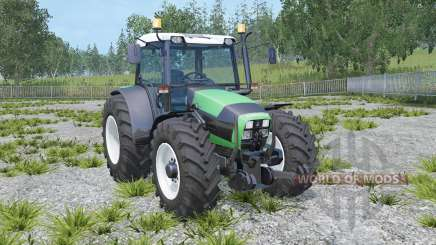 Deutz-Fahr Agrofarm 430 TTV 2010 для Farming Simulator 2015