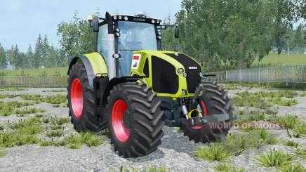 Claas Axioɳ 950 для Farming Simulator 2015