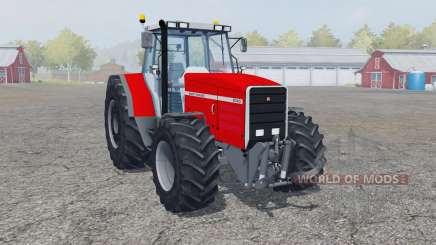 Massey Ferguson 8140 animated element для Farming Simulator 2013