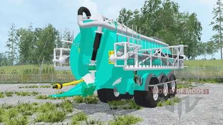 Samson PG II 25 для Farming Simulator 2015