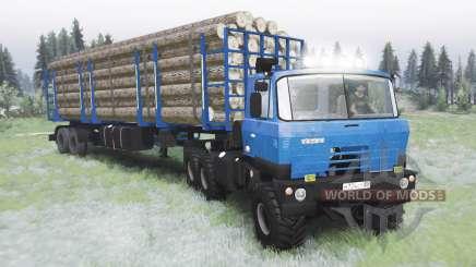 Tatra T815 v2.0 для Spin Tires