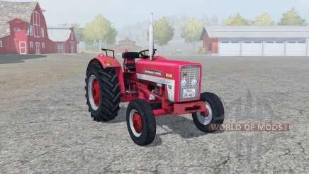 International 453 4x4 для Farming Simulator 2013