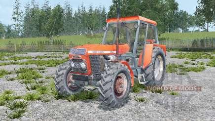 Ursus 1224 animation wipers для Farming Simulator 2015