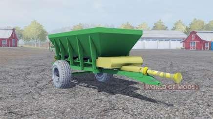 Unia RCW 3000 для Farming Simulator 2013
