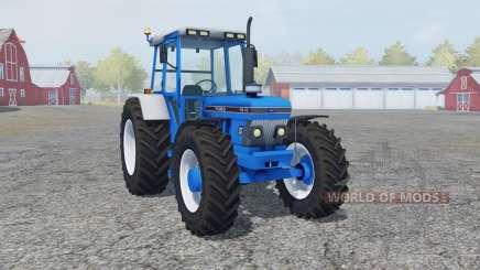 Ford 7810 1988 для Farming Simulator 2013