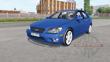 Lexus IS 300 (XE10) 2005 для Euro Truck Simulator 2