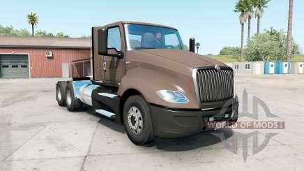 International LT625 Day Cab v1.2 для American Truck Simulator