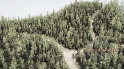 Sirgotcha National Forest для MudRunner