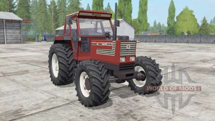 Fiatagri 115-140.90 для Farming Simulator 2017