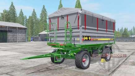 Metaltech DB 8 neues design для Farming Simulator 2017