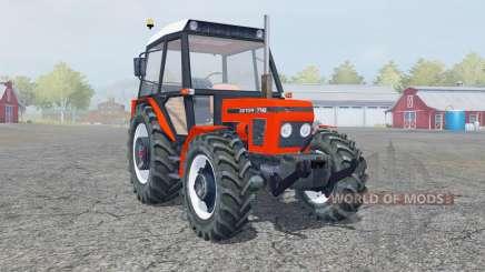Zetor 7745 для Farming Simulator 2013