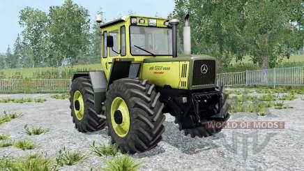Mercedes-Benz Trac 1800 inteᶉcooleᶉ для Farming Simulator 2015