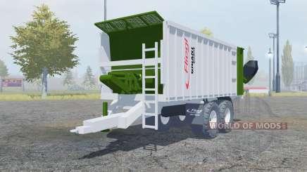 Fliegl Gigant ASW 268 ULW для Farming Simulator 2013