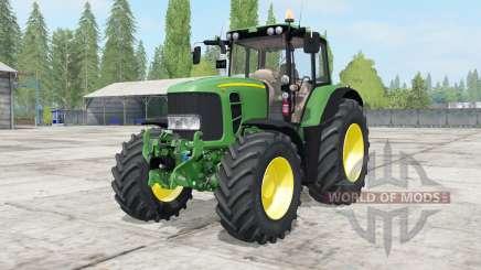 John Deere 7000 Premium для Farming Simulator 2017