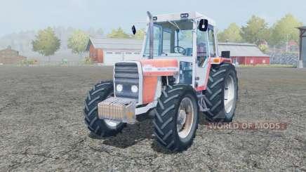 Massey Ferguson 698T 4x4 для Farming Simulator 2013