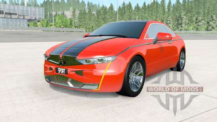 Artemcar A 227 для BeamNG Drive