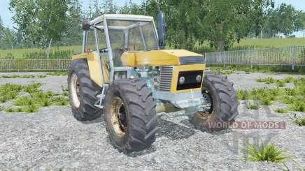 Ursus 1224 arylide yellow для Farming Simulator 2015