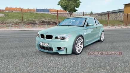 BMW 1M (E82) 2011 half baked для Euro Truck Simulator 2