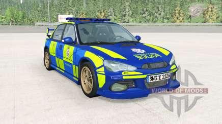 Hirochi Sunburst British Police v0.1 для BeamNG Drive