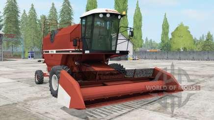 FiatAgri 3550 AL sweet brown для Farming Simulator 2017