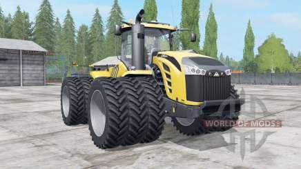 Challenger MT900E-series для Farming Simulator 2017