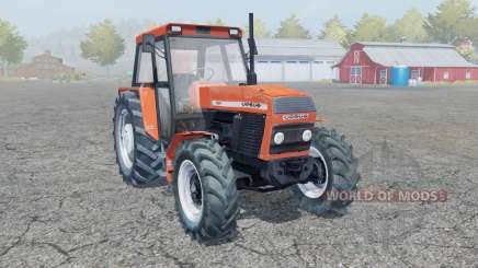 Ursus 1224 movable parts для Farming Simulator 2013