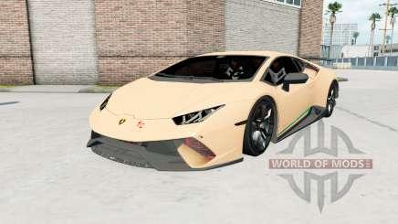 Lamborghini Huracan (LB724) 2017 для American Truck Simulator