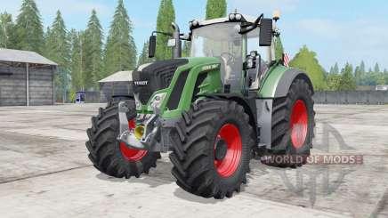 Fendt 822-828 Vario 2014 для Farming Simulator 2017