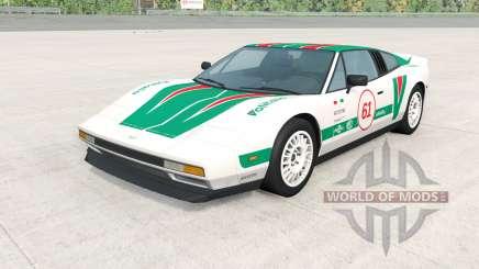 Civetta Bolide Rally v4.0 для BeamNG Drive