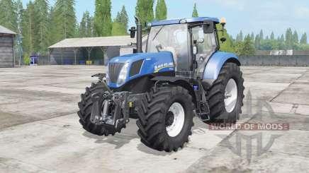New Holland T7.220-270 MR для Farming Simulator 2017