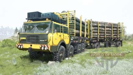 Tatra T813 Kings Off-Road для MudRunner
