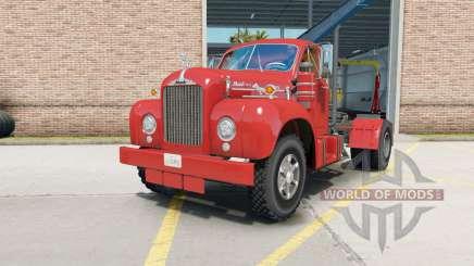Mack B61 1962 для American Truck Simulator