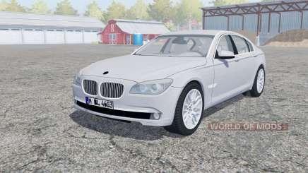 BMW 750Li (F02) open doors для Farming Simulator 2013