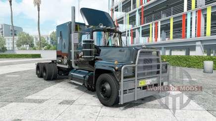 Mack RS700 Rubber Duck 6x4 для American Truck Simulator