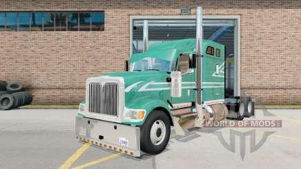 International Eagle 9900i verdigris для American Truck Simulator