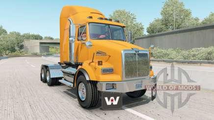 Wester Star 4800 SB для American Truck Simulator