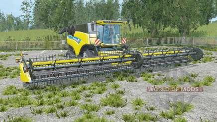 New Holland CR10.90 large grain bin для Farming Simulator 2015