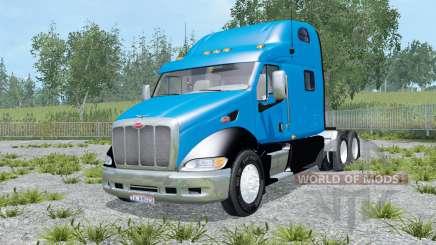 Peterbilt 387 color selection для Farming Simulator 2015