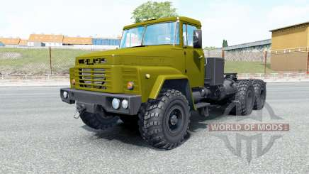 КрАЗ-260В 6x6 для Euro Truck Simulator 2