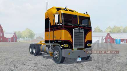 Kenwortꞕ K100 6x6 для Farming Simulator 2013