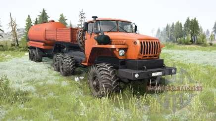 Урал-4320-1110-41 для MudRunner