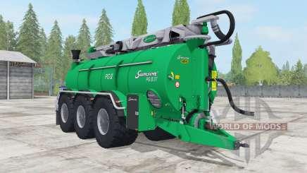 Samson PG II 27 pigment green для Farming Simulator 2017