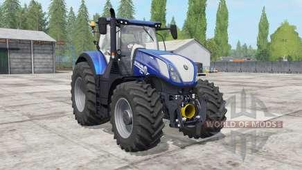 New Holland T7.290-315 Blue Power для Farming Simulator 2017