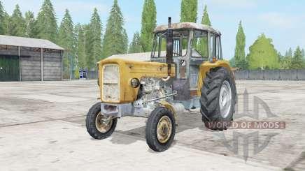 Ursus C-355 1970 для Farming Simulator 2017