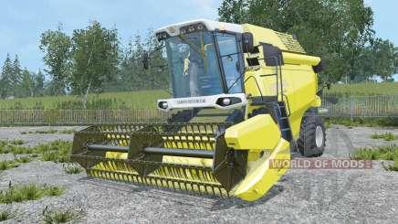 Sampo Rosenlew Comia C6 accelerated unloading для Farming Simulator 2015
