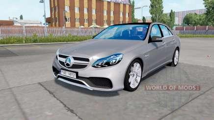 Mercedes-Benz E 63 AMG (W212) 2013 для Euro Truck Simulator 2