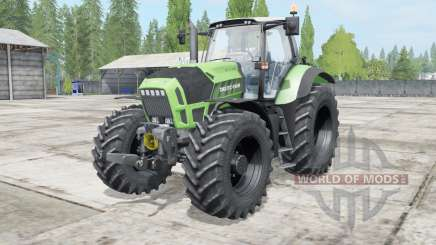 Deutz-Fahr Agrotron X 720 rims color для Farming Simulator 2017