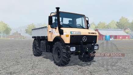 Mercedes-Benz Unimog U1450 (Bᶉ.427) для Farming Simulator 2013