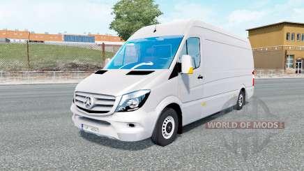 Mercedes-Benz Sprinter 315 CDI LWB (Br.906) 2015 для Euro Truck Simulator 2